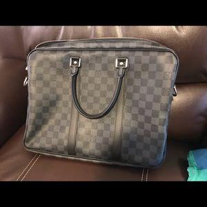 Louis Vuitton Men's Briefcase